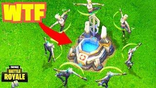 100 Players Doing *STAR POWER CHALLENGE* - Fortnite Funny & WTF Moments #50