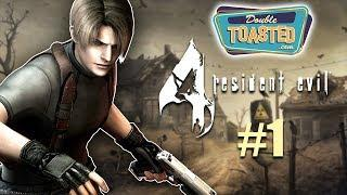 RESIDENT EVIL 4 WALKTHROUGH PART 1 / GAMEPLAY / FUNNY MOMENTS
