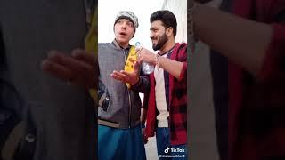 Funny Pathan Dialogue Best Comedy jokes | Trends Videos 2018 | Pakistani Tiktok boys