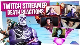 KILLING FORTNITE TWITCH STREAMERS with REACTIONS! - Fortnite Funny Rage Moments ep4