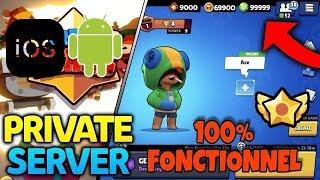 HOW TO DOWNLOAD *PRIVATE SERVER* BRAWL STARS {IOS-ANDROID}