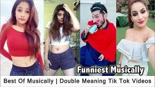 Tumhary Itny Bary Kaisy Ho Gye | Best Of Musically | Double Meaning Tik Tok Videos Compilation 2019
