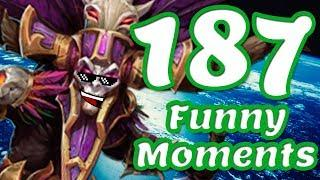 Heroes of the Storm: WP and Funny Moments #187