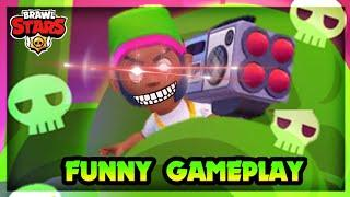 Funny gameplay, Glitches brawl stars ! You will die after watching this video !