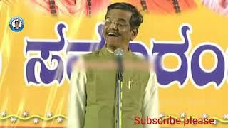 Pranesh Latest Comedy ( Live Show 19 ) | Kannada Best Jokes | OFFICIAL Gangavathi #PraneshBeechi
