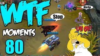Mobile Legends WTF | Funny Moments Episode 80