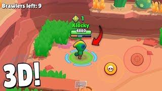 3D *MODE* ALREADY IN GAME in Brawl Stars Glitches & Funny Moments & Fails | #40