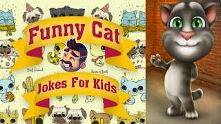 Funny Cat Jokes For Kids   Funny Kids   Kid Friendly Jokes   Hindi 2018   Tommy Buddy
