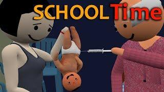 SCHOOL TIME | CS Bisht Vines | School Classroom Comedy | Teacher Student Jokes | new make joke