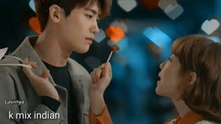 Korean Mix    chinese mix    Hindi Songs Cute Love Story Funny Love Story Video 2019