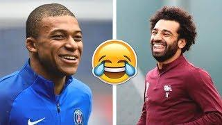 Famous Football Players - Funny Moments 2019 | #9