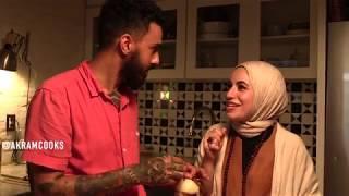 Making Shawarma and Bad Jokes with @Akramcooks