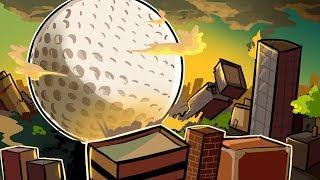 MY GIANT BALLS!! - Mini Golf Funny Moments (Golf It Gameplay)