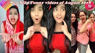 Like app videos Funny Clips August 2018   New Best Comedy by Indian Pakistani Girls & Boys