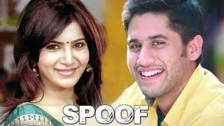 Samantha Vs Naga Chaitanya Funny Love Spoof ❤???? Latest    2019
