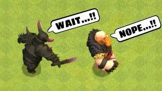 COC Funny Moments, Glitches, Fails Compilation | Clash of Clans Montage #40
