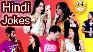 Funny Lady Best Jokes Collection   सुन्दर लड़की के जोक्स   Hindi Jokes Compilation