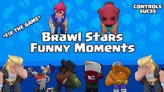 Brawl Stars Funny Moments, Trolls, Glitches & Fail Montage #18