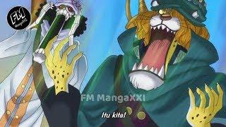 Momen Lucu One Piece Sub Indo - Whole Cake Funny Moments #2