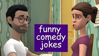 Comedy Jokes | pati patni ke jokes | pati patni funny comedy