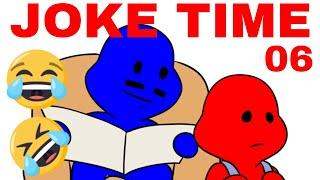 Joke Time 06 Tawanan Time Pinoy Animation Tagalog jokes