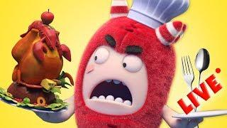 Oddbods : Wonderful Chef | Oddbods Full Episodes | Oddbods ????LIVE | Oddbods Show | Funny Cartoons