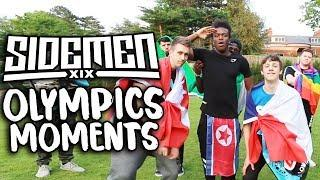 SIDEMEN OLYMPICS FUNNY MOMENTS