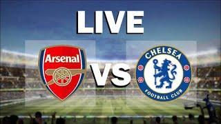 GOAL! • Arsenal 0  vs Chelsea 1 - 2018 Live Stream