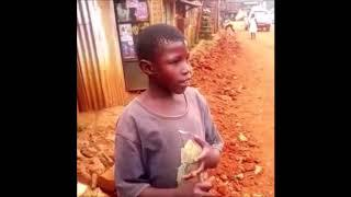 You Will Love This Young Funny Kenyan Boy