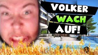 VOLKER, WACH AUF! - TrilluXe TWITCH Funny Moments