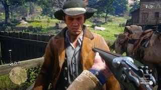 Sly Gameplay - Red Dead Redemption 2 -  Epic & Funny Moments Compilation Vol.1