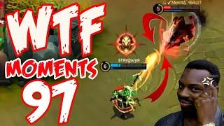 Mobile Legends WTF | Funny Moments 97