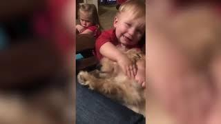 BABY LOVE AND FUNNY ANIMALS COMPILATION 2018