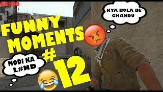 THE MOST TOXIC INDIAN SERVER (CSGO FUNNY MOMENTS #12)