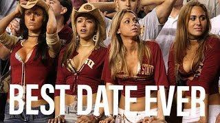 Three College Girls Go Out On A Date...