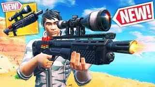 *NEW* SCOPED SHOTGUN?!! - Fortnite Funny WTF Fails and Daily Best Moments Ep.1068