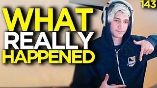 XQC Explains WHAT HAPPENED With The POLICE - Overwatch Funny Moments 143