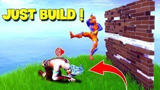 Building While KNOCKED..! | Fortnite Twitch Funny Moments #211