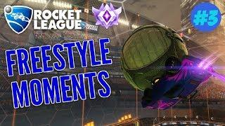 Rocket League Montage: Funny Moments Goals and Fails Freestyle ITA GC w/Dyzer #3