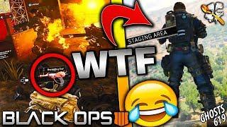 Blackout FAILS and FUNNY Moments! BO4 Blackout Battle Royale
