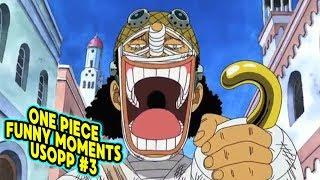 Momen Lucu One Piece Sub Indo - Funny Moments Usopp #3