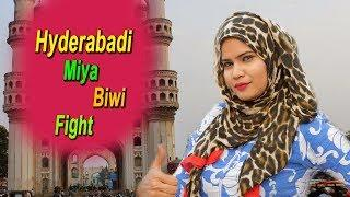 Hyderabadi Miya Biwi Fight Latest Funny Comedy ||Directed By Nowshad Khan
