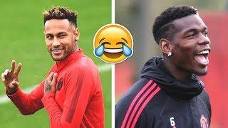 Famous Football Players - Funny Moments 2019 #12