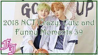 2018 NCT Crazy, Cute and Funny Moments 39