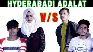 Hyderabadi Adalat || Funny Hyderabadi Comedy Video || The Hyderabadi Fever