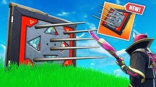 *NEW TRAP* BOUNCER SPIKE TRAP!!! | Fortnite Funny Moments Ep.196 (Fortnite Battle Royale)