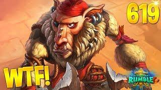 HEARTHSTONE Best Daily FUNNY and WTF Moments 619!