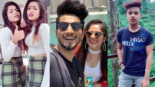 Gima Ashi Jannat Zubair Riyaz and others Tik Tok Stars Trending Videos Compilation ||