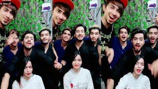 Funny Musically Ft.Team07 Adnaan Hasnain Faiz Shifu Faisu | Musical.ly Stars | Tiktok India