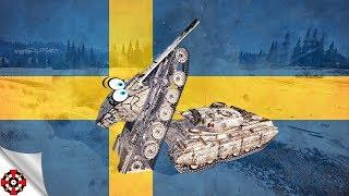 World of Tanks - Funny Moments   MADE IN SWEDEN! #2